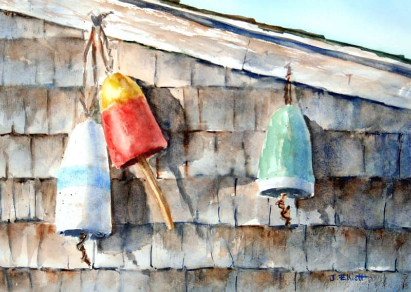 Buoy Collection