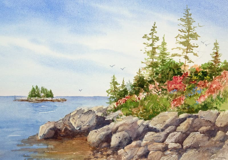 Southport Maine